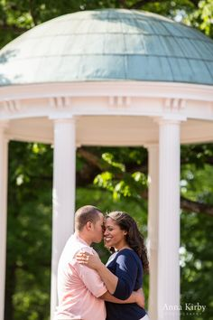 UNC Chapel Hill Engagement
