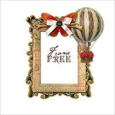 New Free Frame - Travel of Love