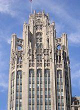 Raymond Hood - Chicago Tribune Tower
