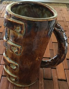 Pottery, Mugs, Tableware, Ceramica, Dinnerware, Pottery Marks, Tumbler, Dishes, Mug