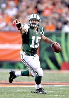 10. Tim Tebow leads the league in passing