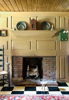 An Authentic Reproduction Gambrel - Old-House Online