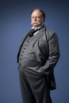 At theTaft Museum-a life size wax figure of President Taft. The wax figure is part of the Madame Tussauds Presidents gallery that displays all forty-four US Presidents. Temporary exhibition from American Presidents, American History, William Taft, William Howard, Taft Museum, British Royal Family Members, Presidents Day Weekend, Presidential History, Presidential Portraits