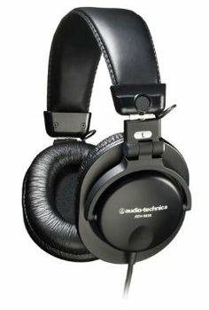 Amazon.com: Audio Technica ATH-M35 Closed-Back Dynamic Stereo Monitor Headphones: Musical Instruments