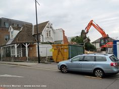 Swiss Cottage Update: 14th Oct 2015