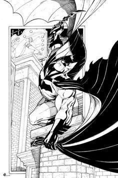 Batman by Nick Bradshaw