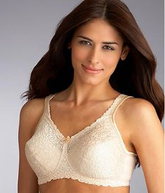 0b560afc28 See 18 Hour Cooling Comfort Wire-Free Bra in Honey Playtex 18 Hour Bra