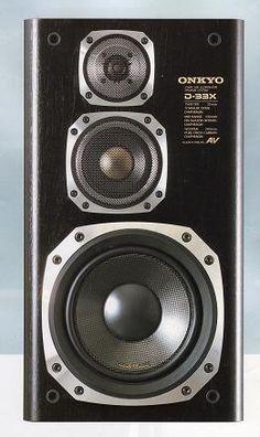 ONKYO D-33X   1987