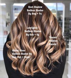 Wedding Hair And Makeup, Hair Makeup, Messy Hairstyles, Wedding Hairstyles, Redken Hair Color, Redken Hair Products, Hair Color Formulas, Redken Shades Eq, Girly Things