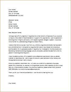 Student teacher recommendation letter examples letter of academic recommendation letter 4 academic and employee recommendation letters negle