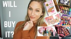 WILL I BUY IT? │ KAT VON D, TOO FACED, MORPHE, BH & MORE