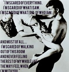 one of the best lines in any movie. ever. (and you can never get sick of Dirty Dancing)