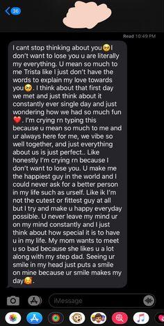 Paragraph For Boyfriend, Love Text To Boyfriend, Cute Messages For Boyfriend, Love Paragraph, Sweet Boyfriend Quotes, Cute Text Messages, Texts To Boyfriend, Cute Texts For Him, Cute Couples Texts