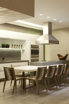 Lounge Gourmet - Casa Cor