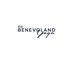 Yoga studio logo design for Benevoland yoga