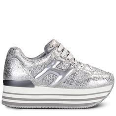 75a456ad01c Οι 11 καλύτερες εικόνες του πίνακα hogan style | Platform sneakers ...