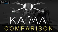 "A Video Called ""GOPRO KARMA DRONE - Comparison & Specs - Should you buy it?"" about Drone Reviews"