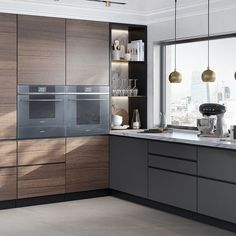 Effortlessly simple, balanced and minimal, #Linea is Smeg's appliance collection that celebrates the first element of design, the 'line'. Discover the ideal solution for modern kitchens!