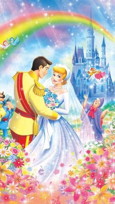 High quality Disney jigsaw puzzles made in Japan by Tenyo: Princesses - from Imaginatorium Shop Disney Princess Pictures, Disney Princess Art, Cinderella Disney, Cinderella Princess, Cinderella Wedding, Cinderella Wallpaper, Disney Wallpaper, Disney Images, Disney Pictures
