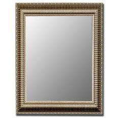 Have to have it. Antique Silver Mirror - $202.21 @hayneedle.com