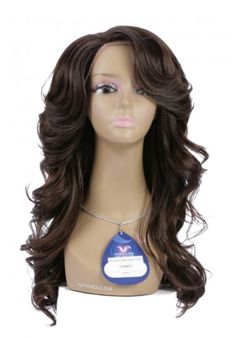 Vivica A. Fox Swiss Lace Front Wig - Honey