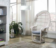 Sillones de Rattan EMMANUEL. Decoración Beltrán, tu tienda online en sillas y sillones de diseño. www.decoracionbeltran.com