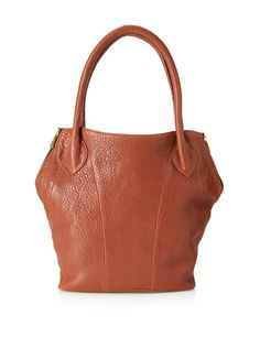 Me Char Women's Holly Tote (Cognac)