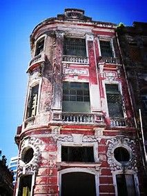 Abandoned Building in Brazil