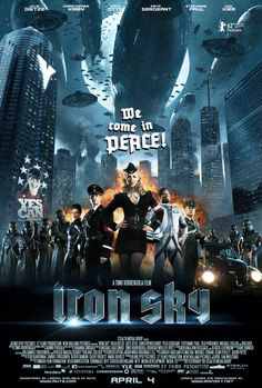 Iron Sky - in theaters April 4 - ironsky.net - more photos at http://www.flickr.com/photos/ironskyfilm/