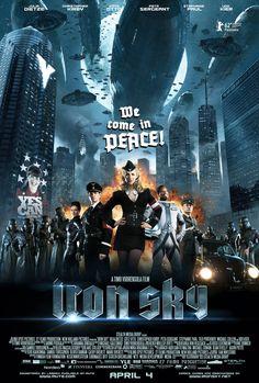 Iron Sky - It's amazing movie!