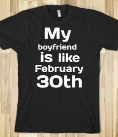My boyfriend  - mar-mar - Skreened T-shirts, Organic Shirts, Hoodies, Kids Tees, Baby One-Pieces and Tote Bags