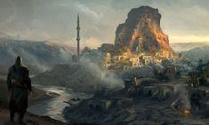 Cappadocia from Assassin's Creed: Revelations
