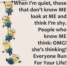 150 Funny Minions Quotes and Pictures - 150 Funny Minions Quotes and Pictures B . - 150 Funny Minions Quotes and Pictures – 150 Funny Minions Quotes and Pictures Bff Quotes Minions - Funny Minion Memes, Minions Quotes, Funny Relatable Memes, Funny Texts, Funny Jokes, Hilarious, Funny Comedy, Strip, Really Funny Memes