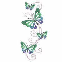 Spring Bugs In Flight - Sweet Heirloom Embroidery | OregonPatchWorks