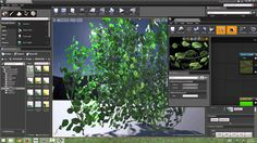 Unreal Engine 4 New 4.7 Features - Foliage Lighting Model