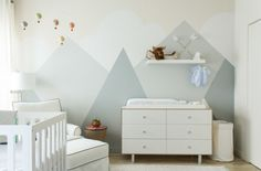 Kidsrooms with a Wintery Feel - by Kids Interiors