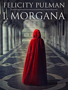 I, Morgana tells the story of the 'bad girl' in Arthurian fiction. The Once & Future Camelot follows the fate of Morgana's daughter, Marie. More info on my website: www.felicitypulman.com.au/blog