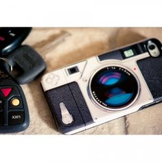 hmm Leica style iPhone case $35