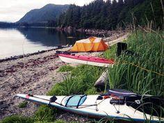 Kayaking Alaska's Inside Passage
