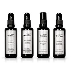 DEEP CLEANSE COLLECTION  Cleanse away impurities environmental pollution and all makeup to reveal healthy clear skin.  Inside you will receive:  Kukui Replenishing Oil Cleanser  White Cypress Balancing Cleanser  Coconut Water Brightening Tonic  Frangipani