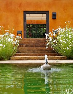 Fernando Caruncho's Famous Green Garden in Madrid Photos | Architectural Digest