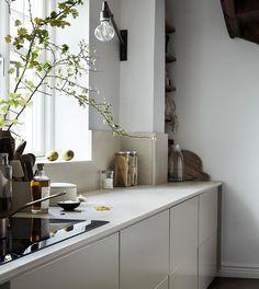 Daniella Witte´s nya kök tillsammans med Mija Kinning - Det färdiga resultatet! - Vardagsglädje