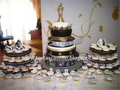 decoracion para fiesta estilo hollywood | Tortas Decoradas Sra. Castillo Caracas - Venezuela Tortassracastillo@ ...