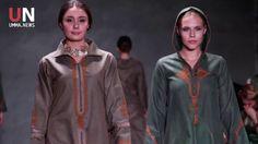 Показ коллекции марокканских кафтанов Самира Джамаи