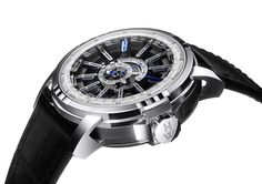 The state of the art mechanical watch. Harry Winston Opus #12