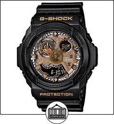 Casio GA-300A-1AER - Reloj (Pulsera, Masculino, Resina, SR927W, 3 Año(s), 5,22 cm) de  ✿ Relojes para hombre - (Gama media/alta) ✿