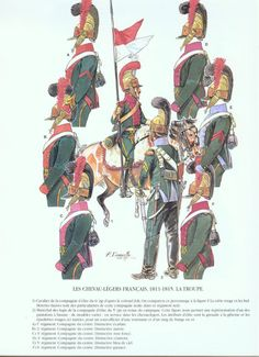 The Chevau-légers meant that in the armies of the Napoleonic Wars the title came to be applied for both sword armed medium cavalry and lancer cavalry units interchangeably, depending on the regional custom. Examples of this include the famous Polish 1st Light Cavalry Regiment of the French Guards and the 2e régiment de chevau-légers lanciers de la Garde Impériale, both subtitled Chevau-légers despite being light lancer cavalry.