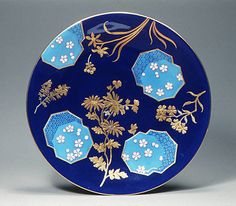 Minton(s)   Plate   British, Stoke-on-Trent, Staffordshire   The Metropolitan Museum of Art