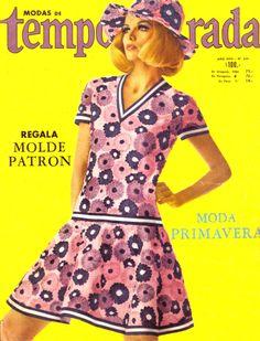 Modas de Temporada Argentina 1968