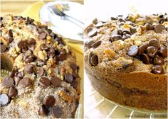 The Baking Barrister: Chocolate Walnut Coffee Cake